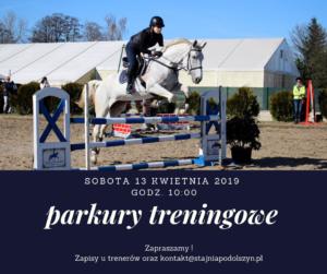 parkury kwiecien 2019